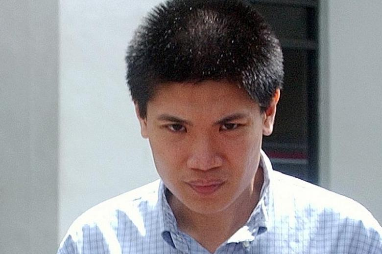 Who is Colin Mak Yew Loong? Is he in jail for stalking several women? Is he also a weapons dealer? - Alvinology