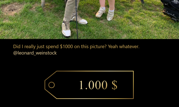 Rich kids pay as much as US$3000 to get their photos on Golden Price Tag's Instagram account