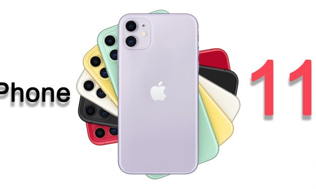 Apple announces 13th generation iPhone 11 equipped with A13 Bionic – the fastest chip in a smartphone