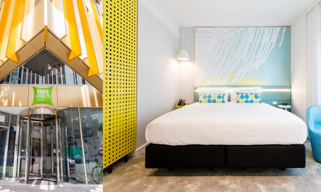 ibis Styles East Perth – The world's largest high-rise modular hotel