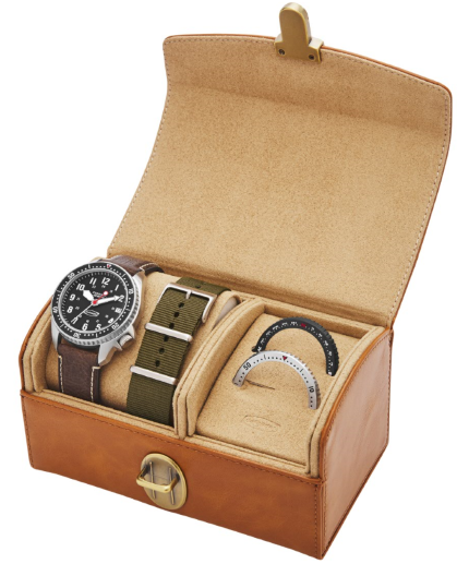 Fossil turns 35 and launches two limited-edition timepieces from its archival series - Alvinology