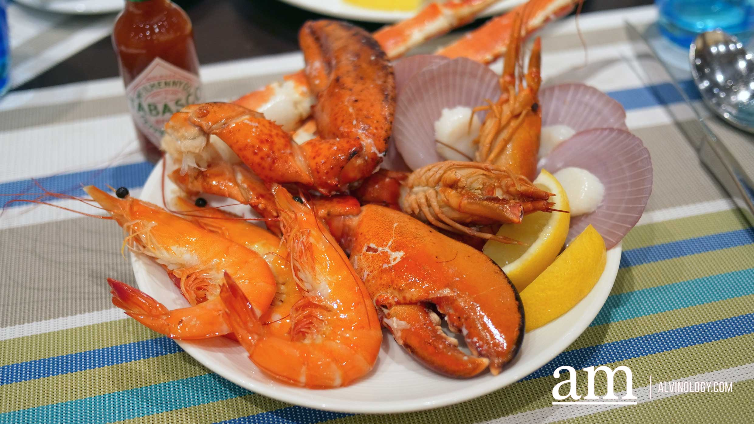 Limited Time Sentosa Seafood Buffet from S$80 per pax at Le Meridien Singapore - Alvinology