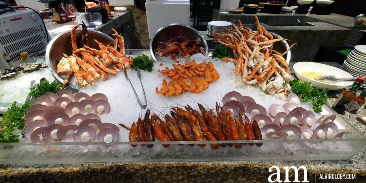 Limited Time Sentosa Seafood Buffet from S$80 per pax at Le Meridien Singapore