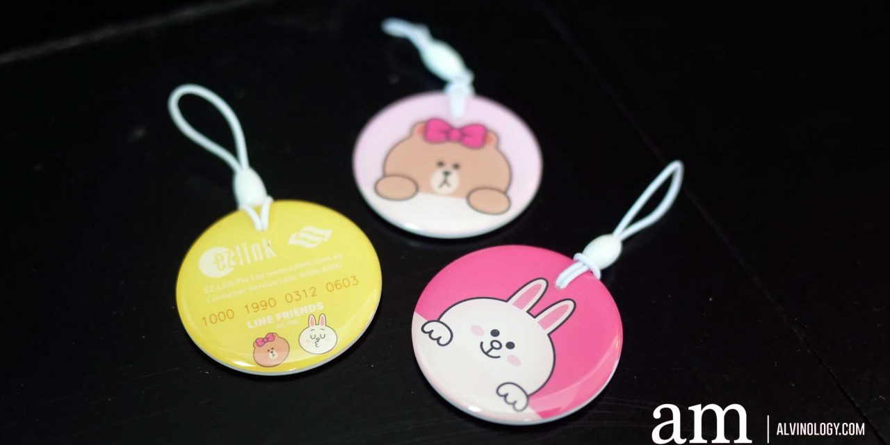 LINE Friends Ez-Charms to Launch Exclusively on Shopee on 9 Sep, 2019 at 12am