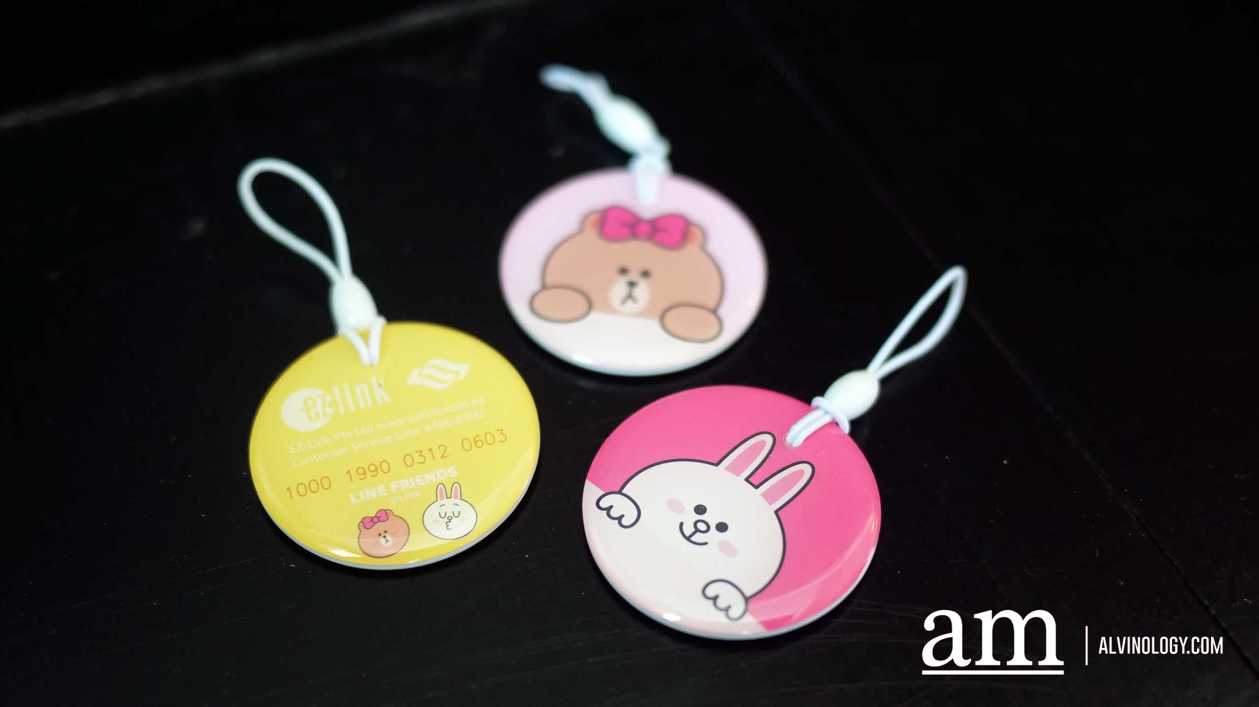 LINE Friends Ez-Charms to Launch Exclusively on Shopee on 9 Sep, 2019 at 12am - Alvinology