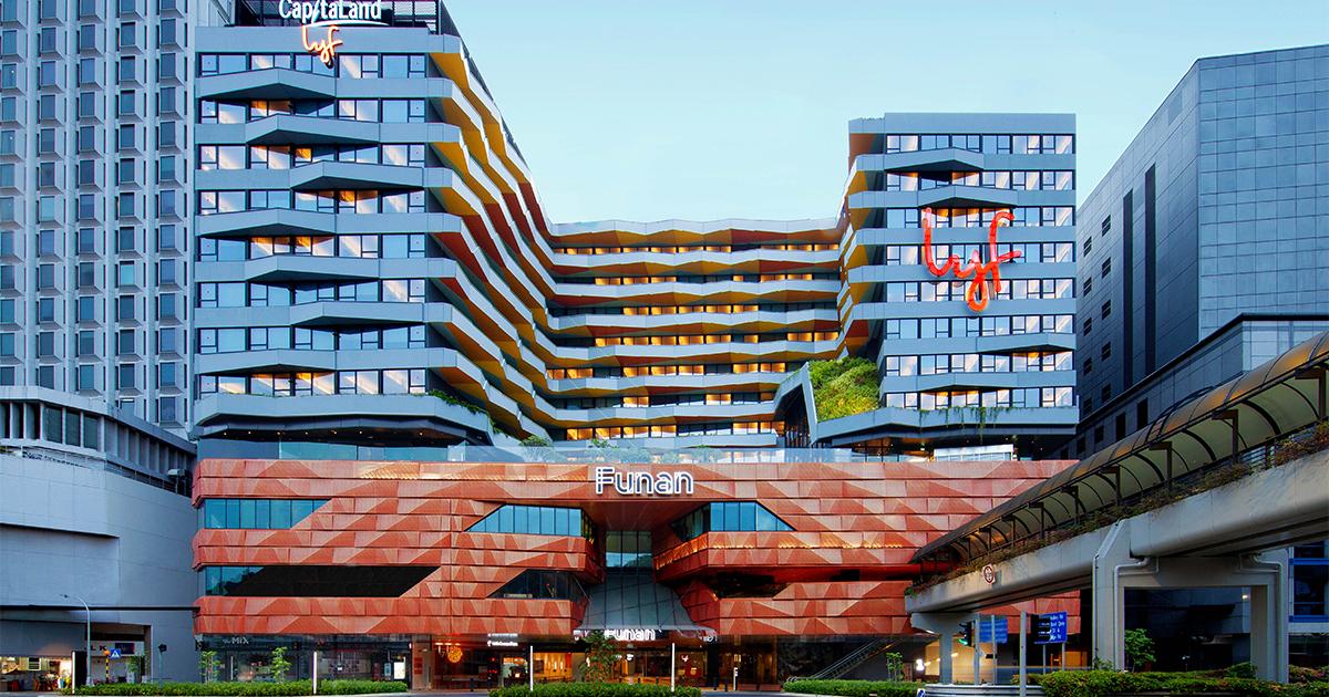 [PROMO INSIDE] Ascott opens lyf Funan Singapore – Southeast Asia's largest co-living property