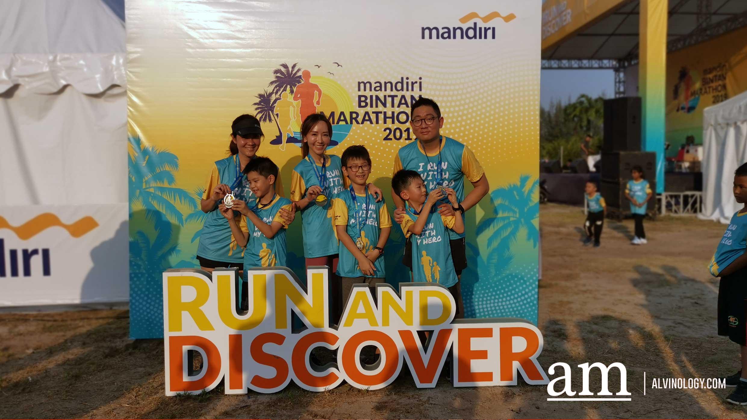 Mandiri Bintan Marathon kicks-off with over 3,000 participants from over 35 countries - Alvinology