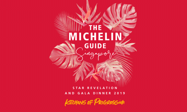 For the First Time in History, Singapore Gets Two Three-MICHELIN-starred Restaurants