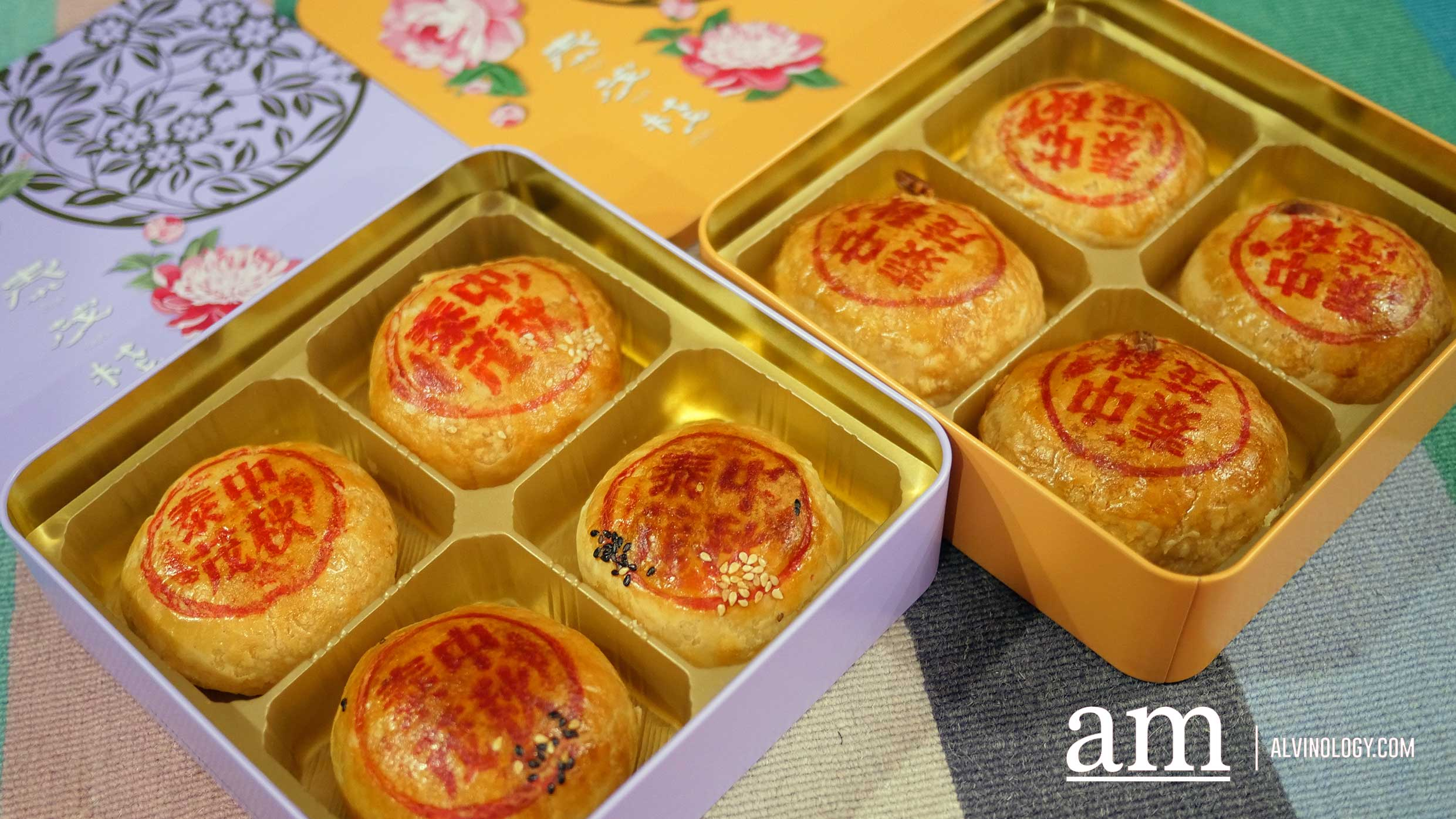 All the Fun and Unique Mooncakes for the Mid-Autumn Festival in Singapore - Alvinology