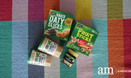 [Giveaway] Wholesome, Minimally-processed Food Products from Mother Earth are Just What You Need for Healthy Snacks