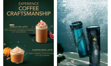 Starbucks Singapore welcomes Autumn with all-new beverages, merchandise, and a 9/9 promotion you shouldn't miss