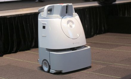 Whiz – an AI-enabled and semi-autonomous vacuum-cleaning robot arrives in Singapore