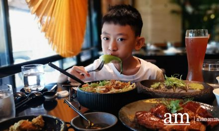 Sustainable Dining at Yellow Pot at Six Senses Duxton