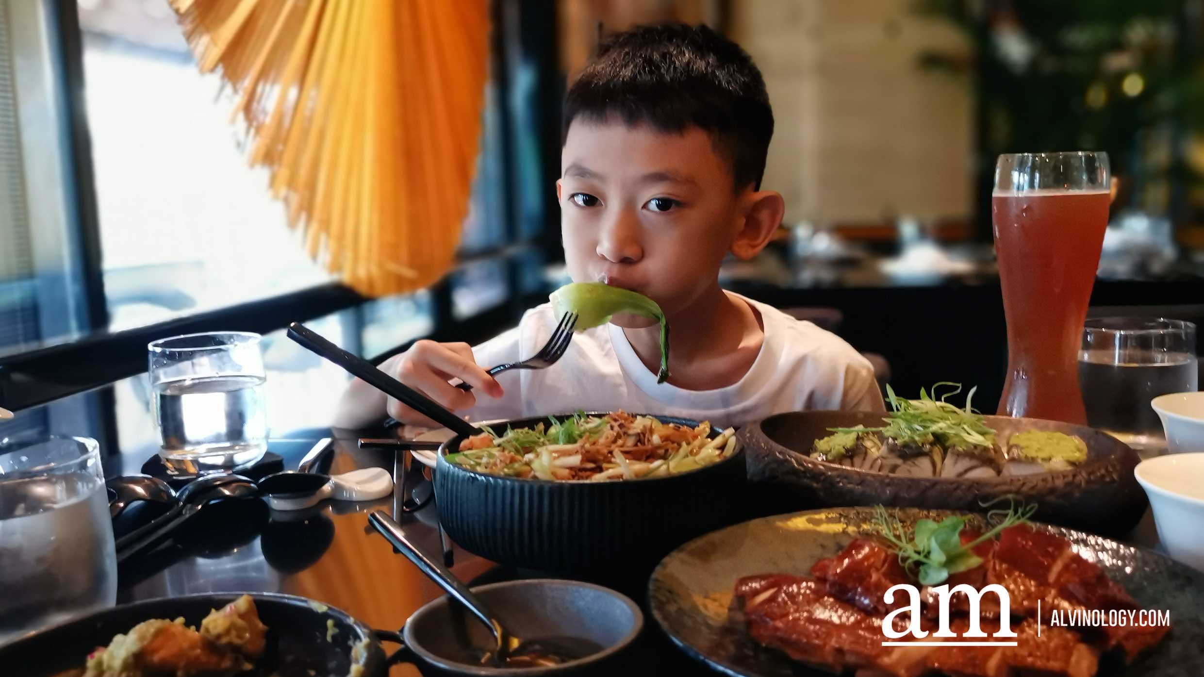 Sustainable Dining at Yellow Pot at Six Senses Duxton - Alvinology