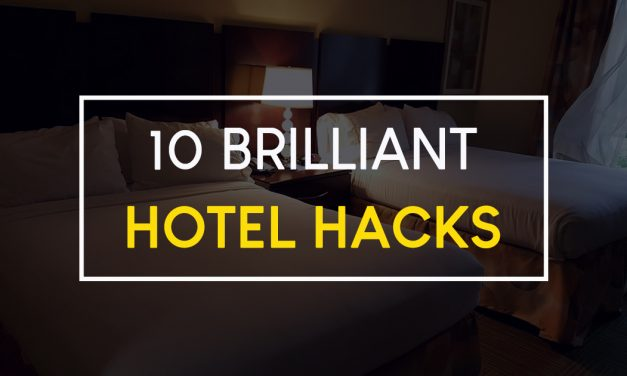10 Brilliant Hotel Hacks shared by people that will surely come in handy on your next staycation