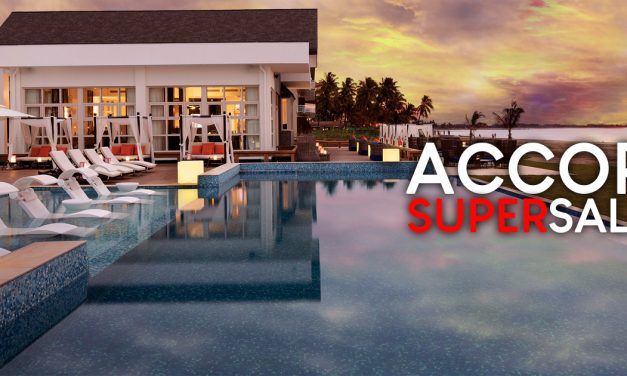 Accor Super Sale gives you 30% off plus free breakfast (as little as USD $25 per night)