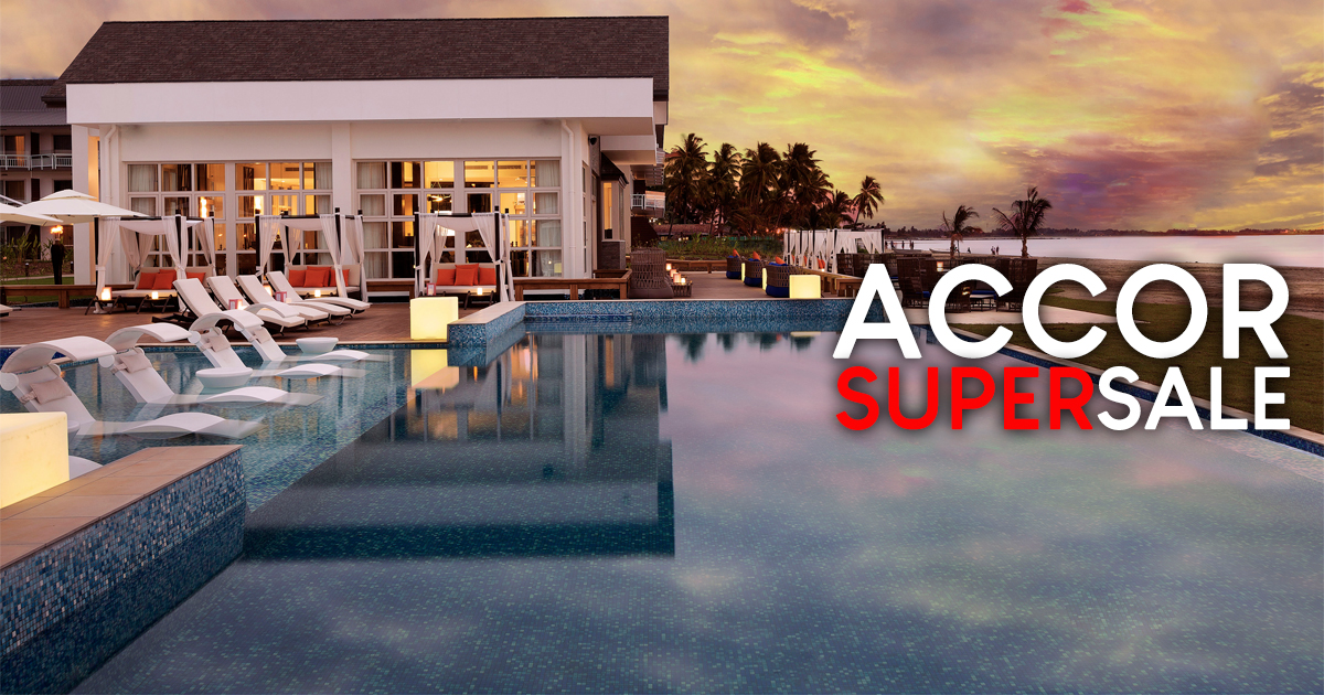 Accor Super Sale gives you 30% off plus free breakfast (as little as USD $25 per night) - Alvinology