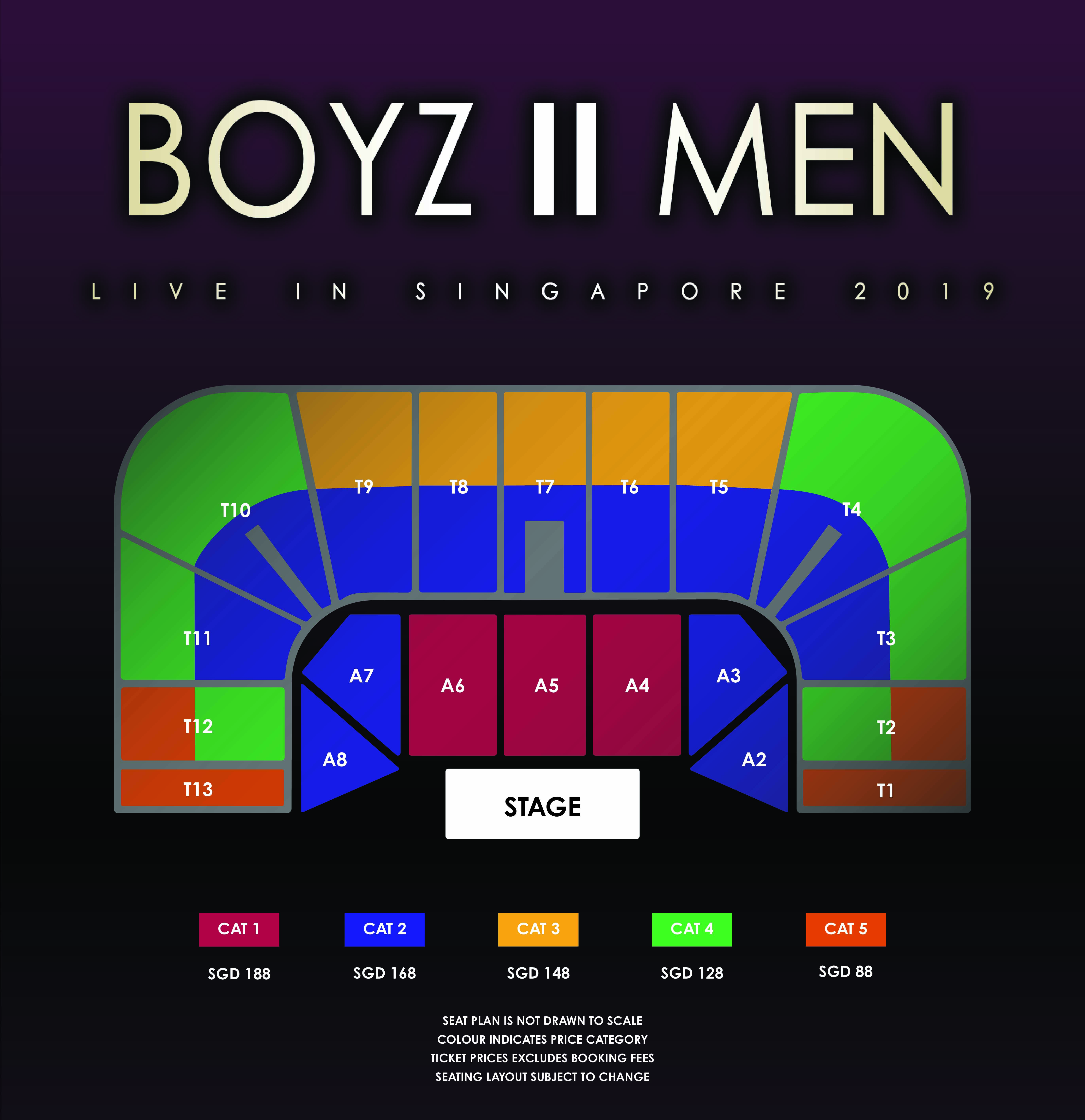 Iconic vocal group Boyz II Men to perform live in Singapore this December – tickets on sale now! - Alvinology
