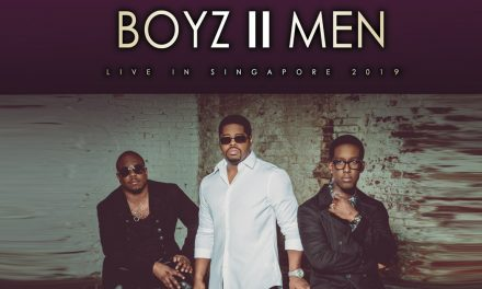 Iconic vocal group Boyz II Men to perform live in Singapore this December – tickets on sale now!