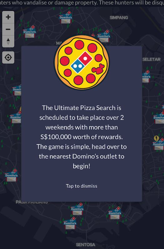 Domino's Pizza Singapore is turning 10 and will be rolling out exciting promotions this October – see here - Alvinology