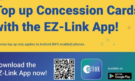 New EZ-Link Express Top Up function turns phones into portable top-up devices