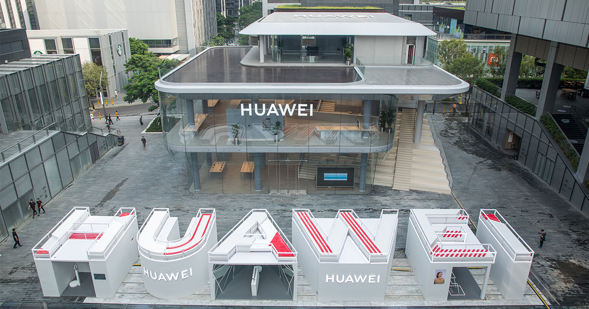 Huawei opens first global flagship store in Shenzhen – not just a store but a place for learning - Alvinology