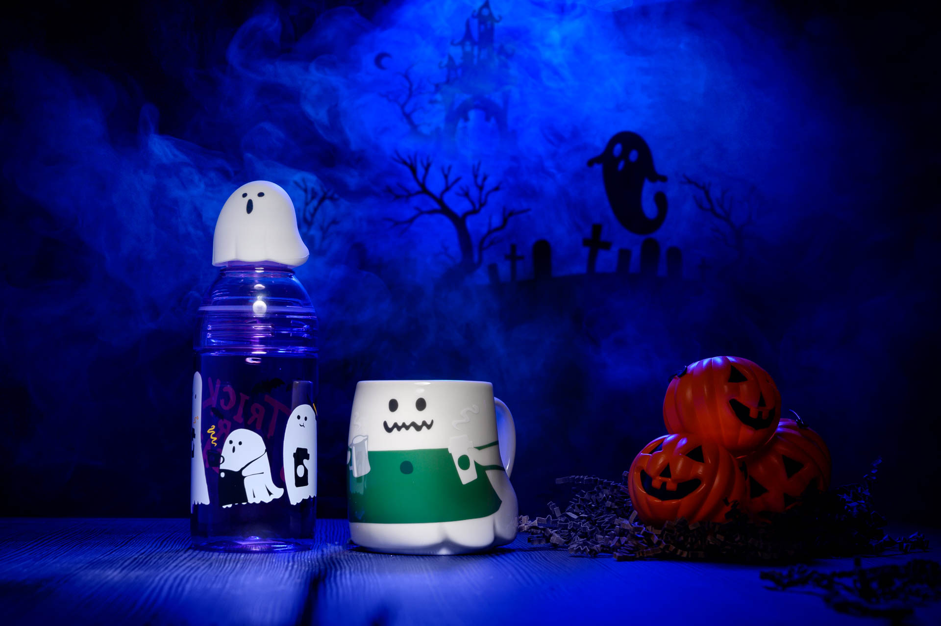 Starbucks Halloween-themed treats and merch are here – these new cups are spookily adorable - Alvinology