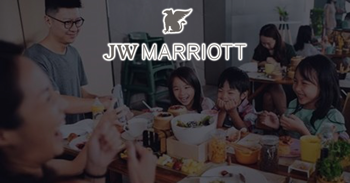 JW Marriott Singapore launches Family by JW for the entire family with nourishing activities - Alvinology