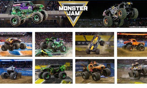 Monster Jam is coming to Singapore National Stadium on 7 December 2019 – get your tickets today