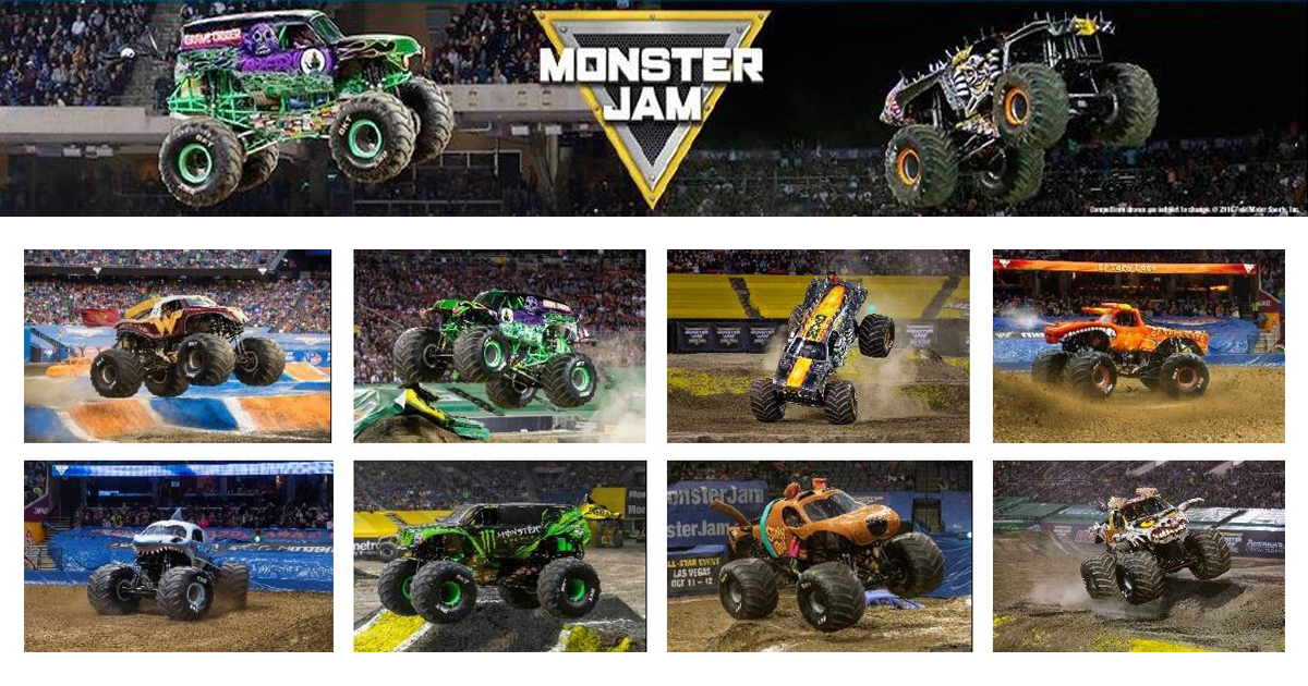Monster Jam is coming to Singapore National Stadium on 7 December 2019 – get your tickets today - Alvinology