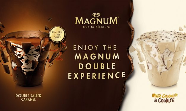 For only S$20 – You can enjoy the Magnum neon experience with a complimentary Magnum pint