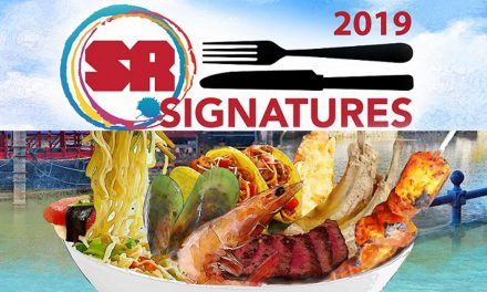 Here are the activities and food promos you can find during the Singapore River at SR Signatures 2019