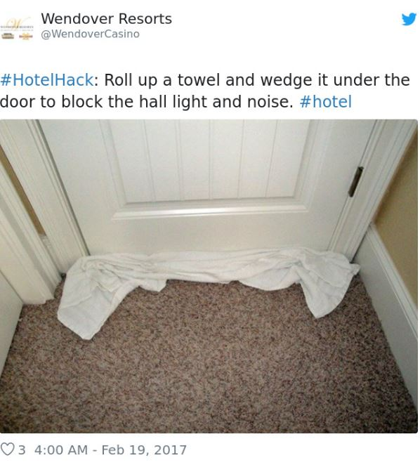 10 Brilliant Hotel Hacks shared by people that will surely come in handy on your next staycation - Alvinology