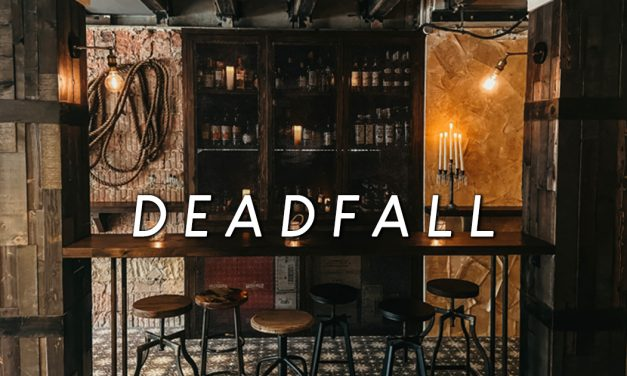 There's a new venue in Boat Quay called Deadfall featuring affordable drinks and filling dishes