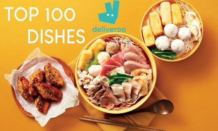 Here are the 100 most popular dishes around the world this 2019 on Deliveroo