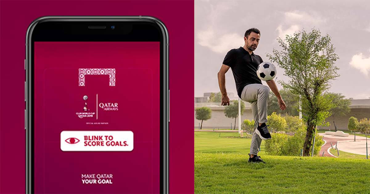 You can now play this FIFA Club World Cup Qatar Facebook AR Game without additional app installations - Alvinology
