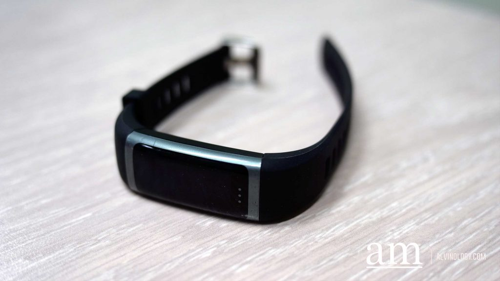 [Review] AXTRO Fit 2: an all-day heart rate and fitness tracker for the National Steps Challenge Season 5 organised by Health Promotion Board, Singapore - Alvinology