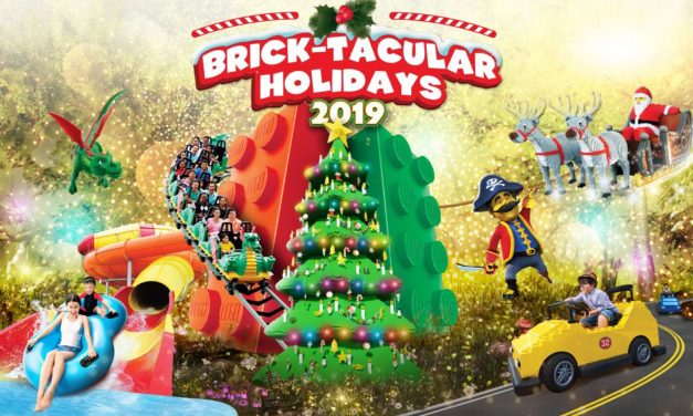 Enjoy a BRICK-tacluar Holiday at Legoland Malaysia