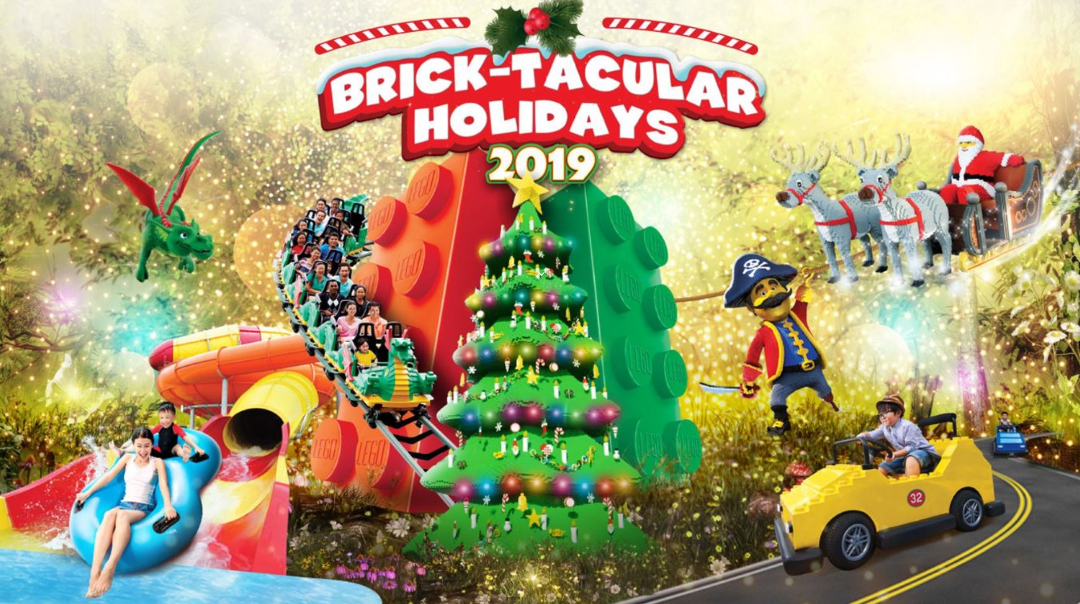 Enjoy a BRICK-tacluar Holiday at Legoland Malaysia - Alvinology