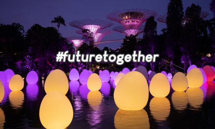 #futuretogether Immersive Art Exhibition – free admission for Singapore residents (see more details here)
