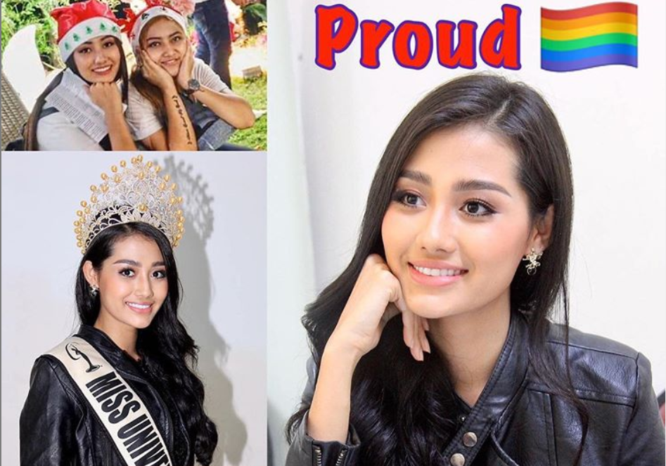 Who is Ms. Myanmar Swe Zin Htet? First openly gay Ms. Myanmar could be arrested? - Alvinology