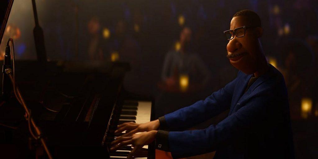 Lead character, jazz pianist and music teacher, Joe Gardner