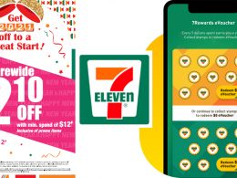 [FOODPANDA PROMO CODE INSIDE] Enjoy $2.10 off storewide at 7-Eleven this New Year, use the promo code and get $10 off! - Alvinology