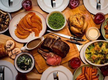 Sunday Catering for Christmas - Gourmet roast Meat Delivery in Singapore, brought to you by the same folks behind Morganfield's Ribs - Alvinology