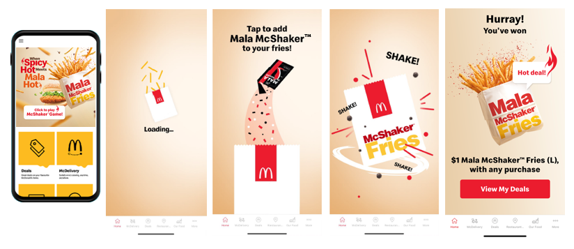 Kick-off the new year with McDonald's all-new Mala McShaker Fries, Breakfast McSaver Meals, and exciting new deals from My McDonald's App! - Alvinology