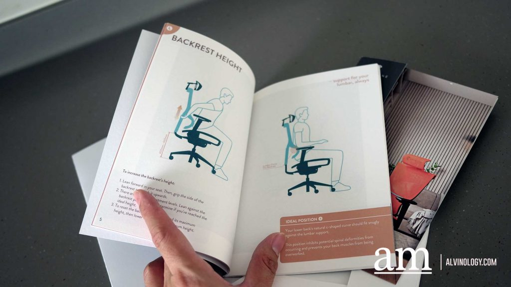 [#SupportLocal] ErgoTune's Got Your Back: Singapore Brand Work-From-Home Chair - Alvinology