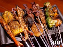 [Review] Szechuan BBQ Skewers from $1 at Hutong, Clarke Quay - Alvinology