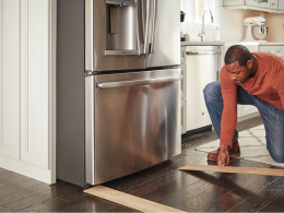 Handling your refrigerator when moving a house - Alvinology