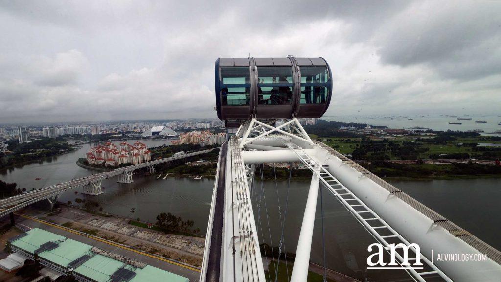 [use SingapoRediscovers vouchers] Singapore Flyer Time Capsule experience - Alvinology