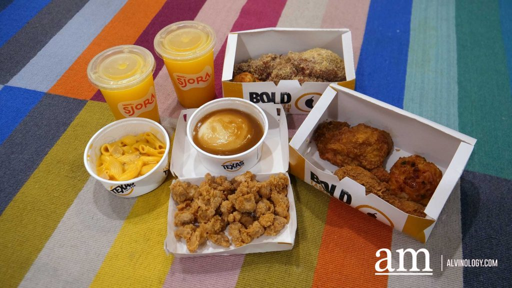 """Texas Chicken launches """"naughty and Nice"""" christmas menu to spread Cheers - Alvinology"""